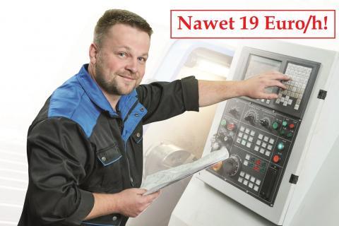Operator - Tokarz CNC